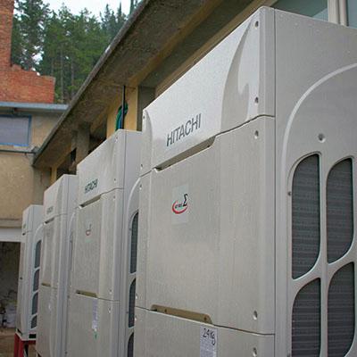 Tecnologie Pompe di calore