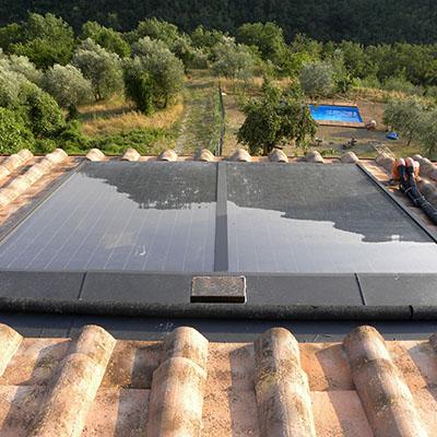 Tecnologie Solare Termico